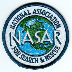 New NASAR Patch
